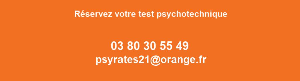 ou passer test psychotechnique permis conduire